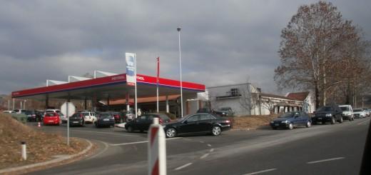convenienza fare benzina slovenia