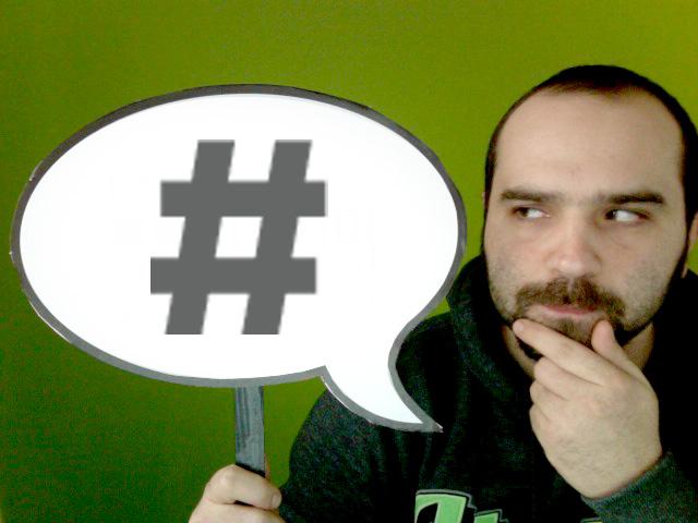 che cosa sono gli hashtag?