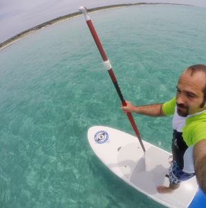 stand up paddle puglia