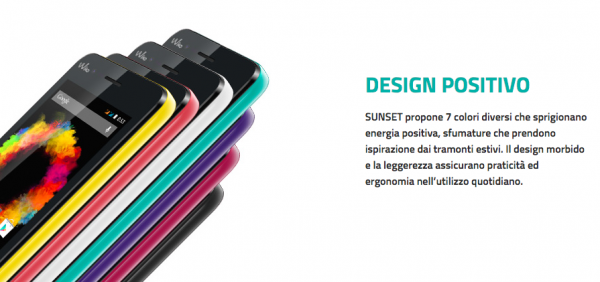 wiko design positivo