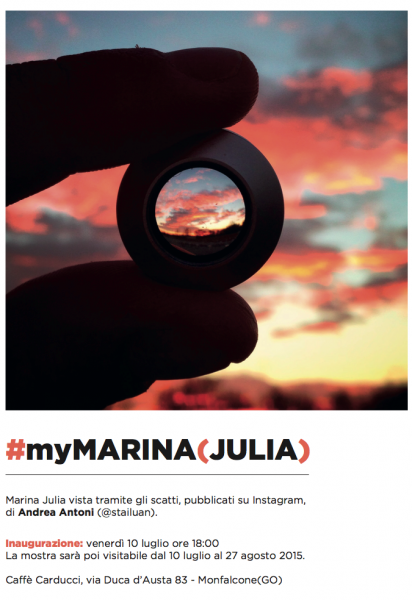 my marina julia