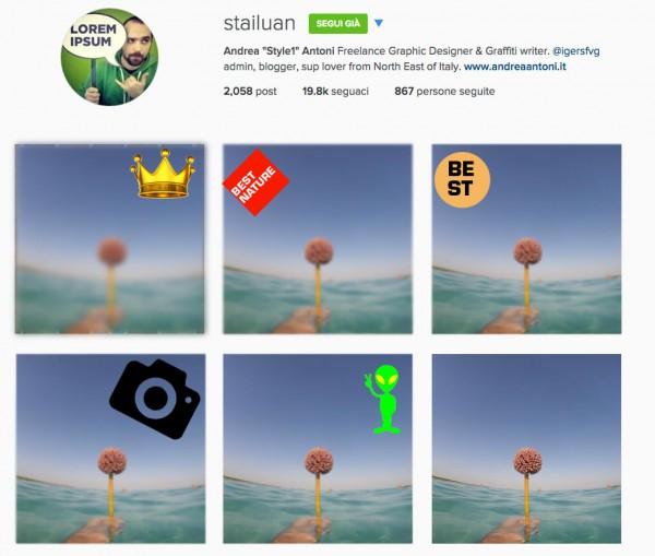 esempio-instagram