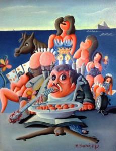 quadro-moderno-mangiatore-di-culi