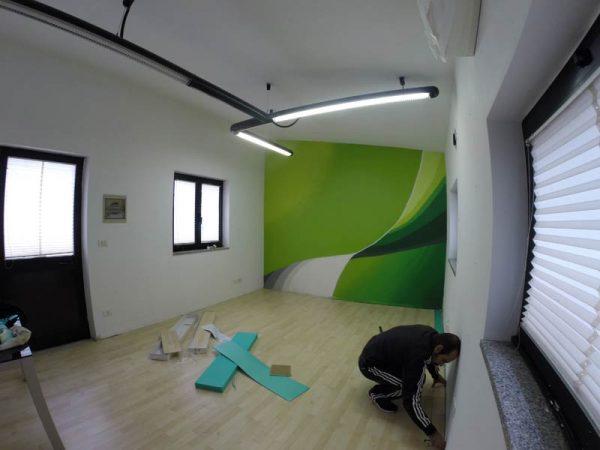 Mettere gi il pavimento una procedura abbastanza semplice for Pavimento da esterno ikea