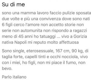 tecniche sesso badoo login italiano
